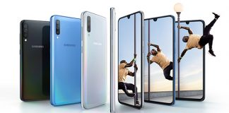 Hp Samsung Galaxy A70