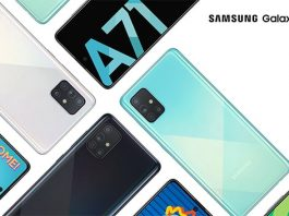 Hp Samsung Galaxy A71