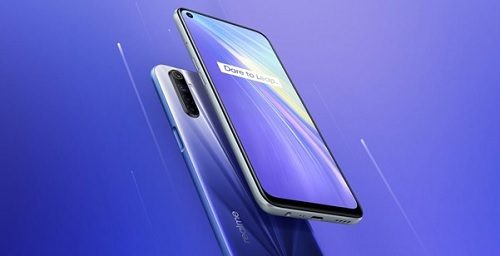 spesifikasi realme 6 dengan performa Ultra Smooth Display