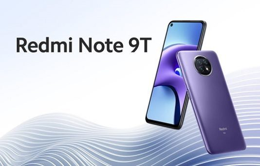 hp Xiaomi Redmi Note 9T 5G